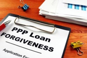 PPP loan Forgiveness app